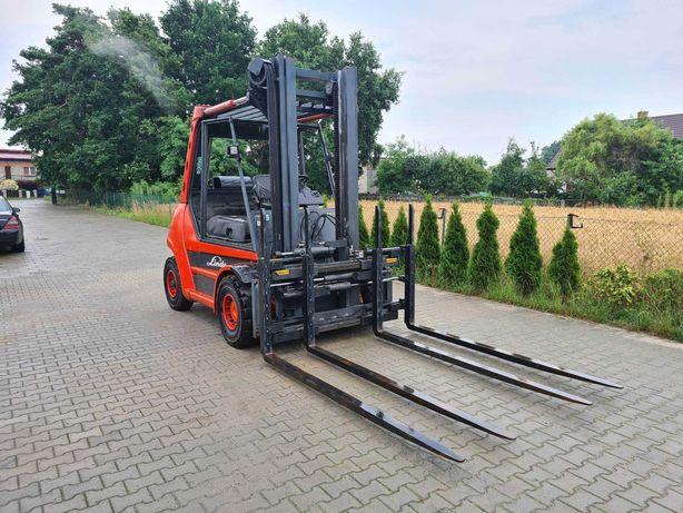 Linde H60T-03 z Polskiego salonu 6 Ton