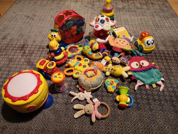 Mega zestaw zabawek dla malucha