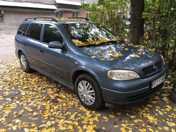 Opel Astra G 2.0 td
