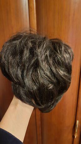 Парик женский стрижка