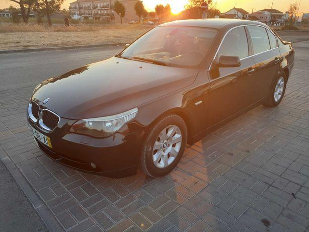 BMW 5 Sedan (E60) 525 d Diesel (177 cv, do ano 2004)  (Nacional)