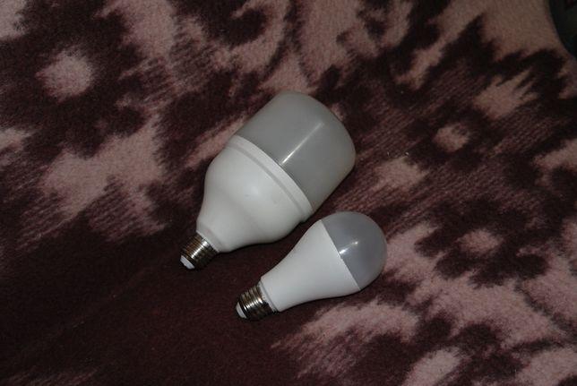 Ремонт и усовершенствование светодиодных электроламп.