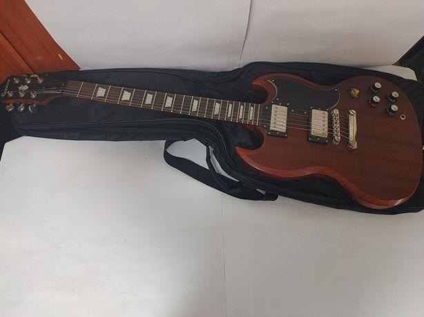 Gitara elektryczna Epiphone sg400 + pokorowiec