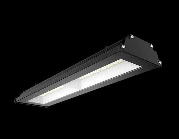 Светильник светодиодный для высоких пролетов PPI-03 100 w (светодиод)