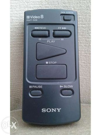 Telecomando Sony Video 8