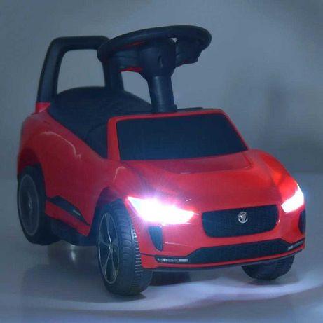 Детский электромобиль 2 в 1 каталка-толокар  (мотор 22W, MP3, TF, USB)