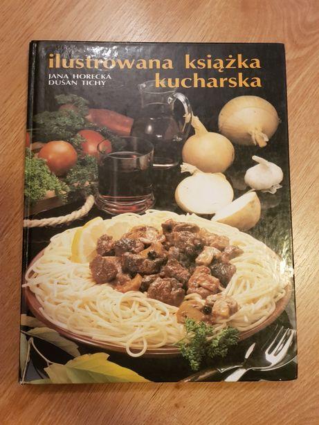 Ilustrowana ksiązka kucharska + łopatka GRATIS