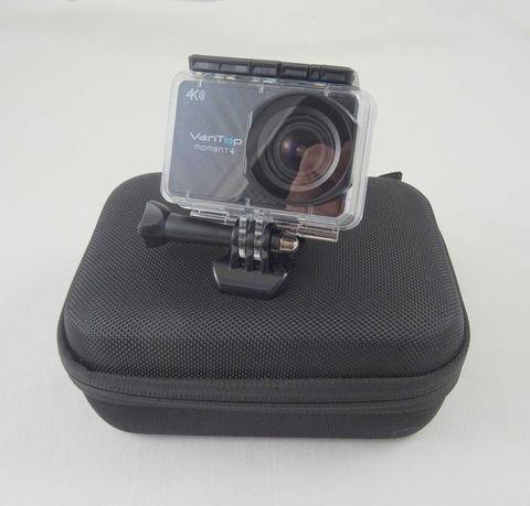 Kamera Sportowa VanTop Moment 4 Akcesoria Pokrowiec