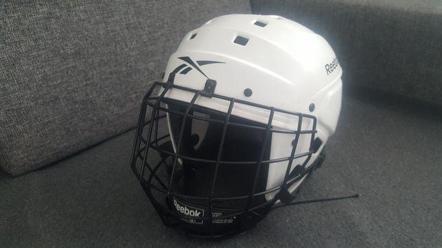 Reebok kask hokejowy z kratką