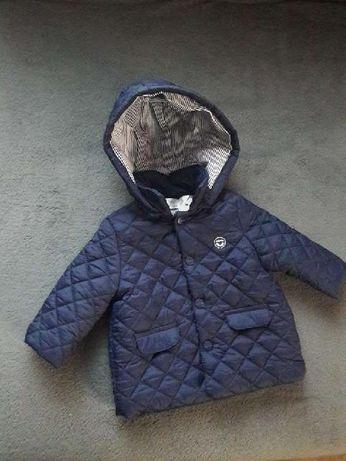Nowa kurtka chłopięca