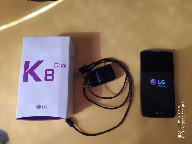 Telefon LG k8 LTE dual sim