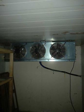 Холодильний агрегат, випарник eco, комплект для зберігання.