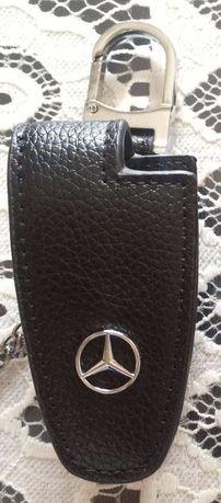 Vendo Porta Chaves Pele ORIGINAL para Mercedes-Benz