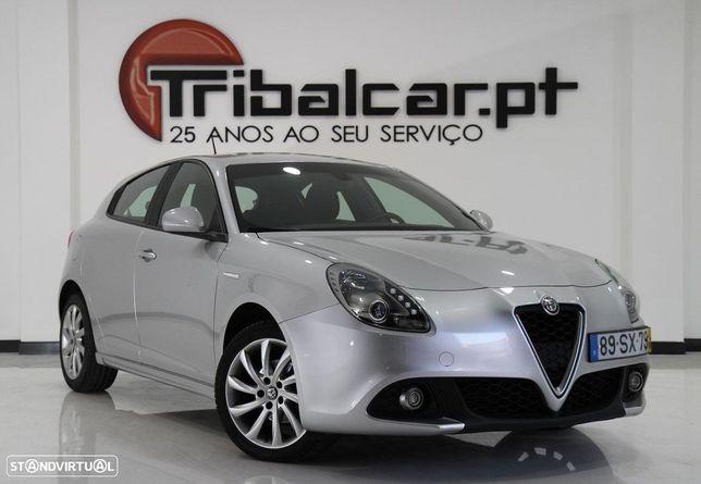 Alfa Romeo Giulietta 1.6 M-Jet Distinctive