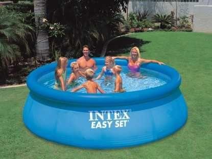 Надувной бассейн Intex Easy Set Pool 56409 457 см х 107 см