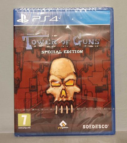 PlayStation 4! Tower Of Guns Special Edition! PS4 - Polecam