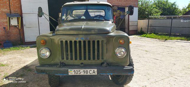 Продам ГАЗ 52 в хорошем ухожэнном состояние