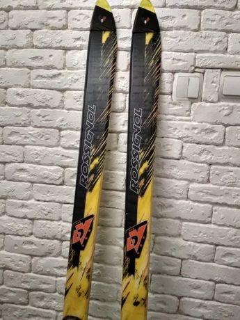Лыжи Rossignol с креплением Marker
