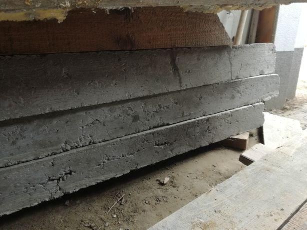 Nadproże betonowe zbrojone