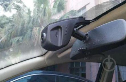Компактный регистратор автомобильный на лобовое стекло WIFI