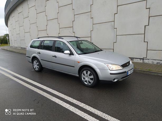 Ford mondeo 1,8 bez korozji z Niemiec