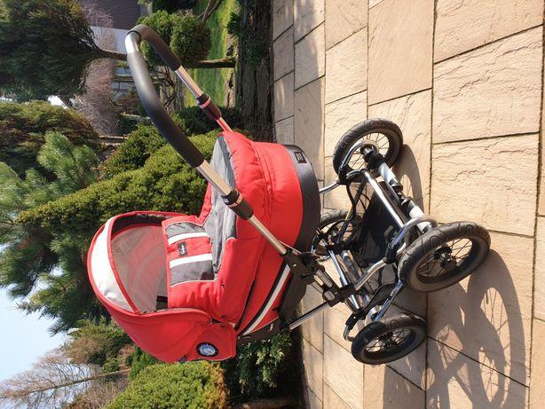 Wózek dziecięcy Emmaliunga 3w1 Edge Duo Combi Sport