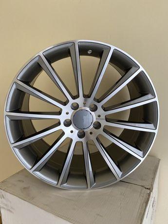 "Jantes 19"" 5x112 AMG Turbine Mercedes w205 w204 vito w213 classe C E S"