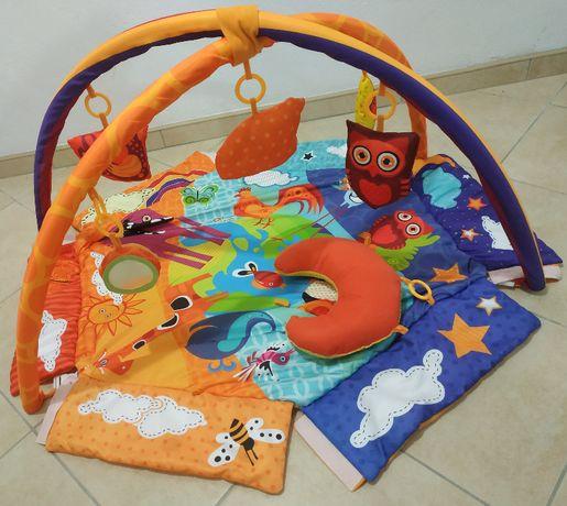 Mata edukacyjna KinderKraft Animals Planet