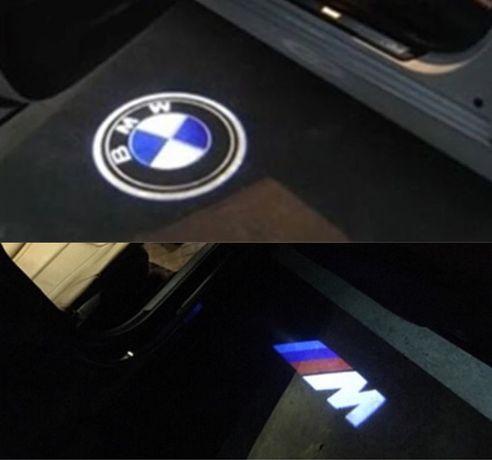 Проектор логотипа подсветка дверей BMW E60 E65 E70 E90 F01 F10 f15 F30