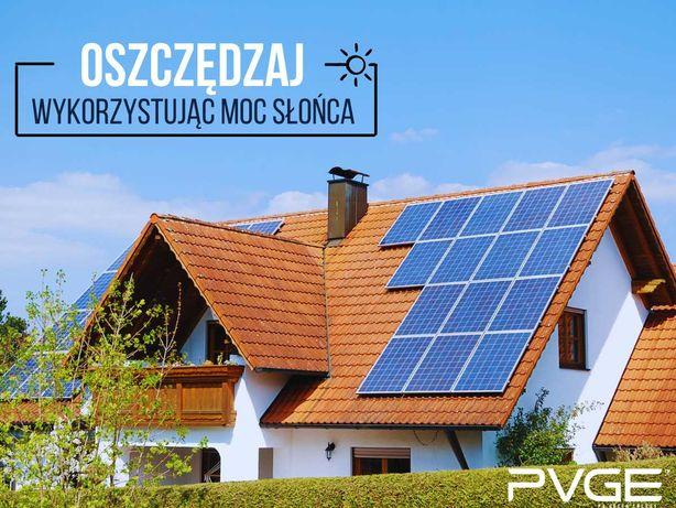Fotowoltaika  panele fotowoltaiczne     cena  za 4kWp  18 200 zł netto