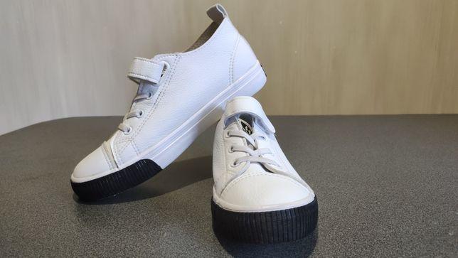 Белые кеды/кросовки 36 размер