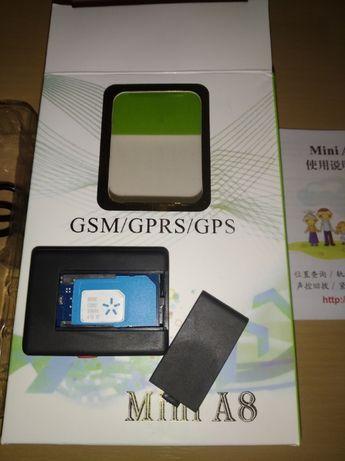 GSM\GPRS\GPS трекер Mini A 8