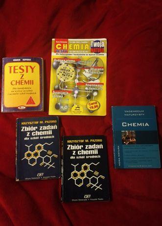 Zbiór zadań z chemii - Pazdro, chemia twoja matura