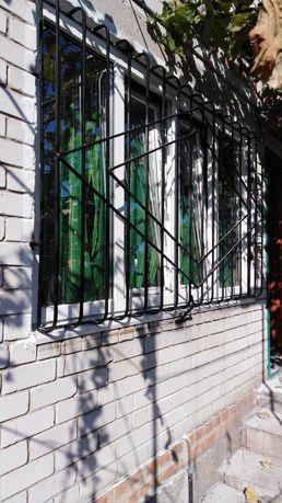 Решетки на окна 700грн кв2 Выбор Покраски Металла + Установка Днепр