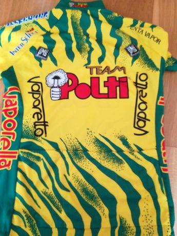 Camisola Team Polti