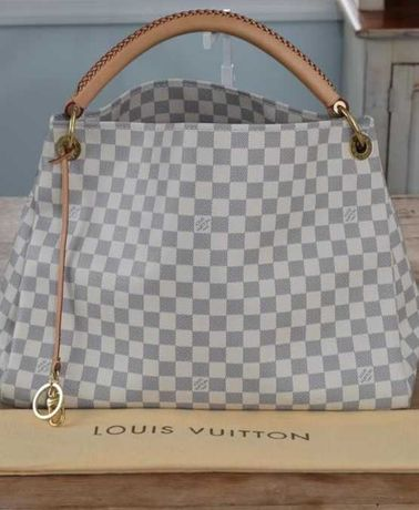 Torebka Louis Vuitton Artsy Damier Azur