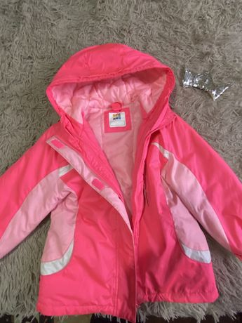 Куртка утепленная демисезон