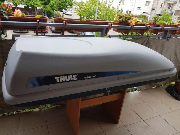 Box dachowy Thule Alpine 100- 330 litrów