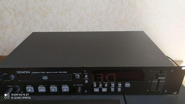 CD-проигрыватель Denon DN-C635