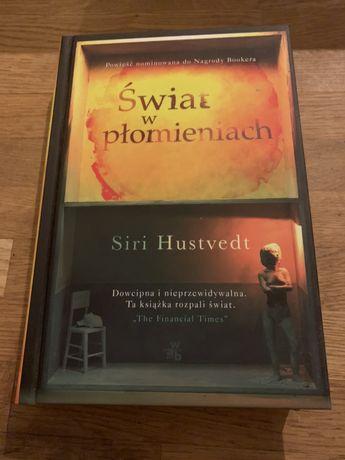 Świat w płomieniach S Hustvedt