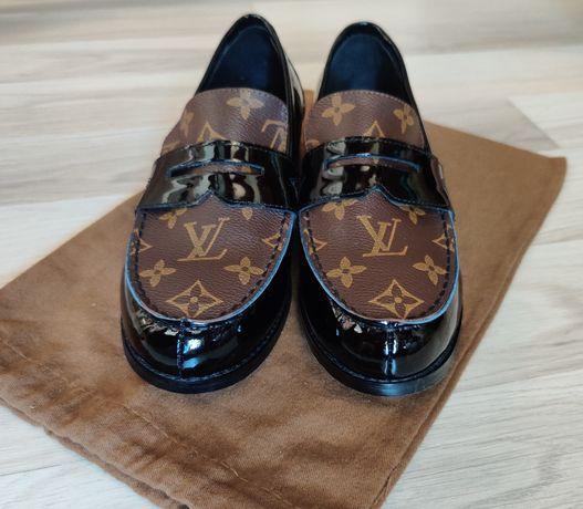 Новые Лоферы Louis Vuitton