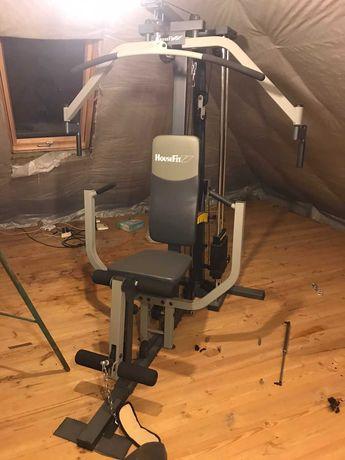 Тренажёр house fit готовый к транспортировке