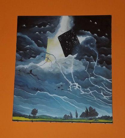 Obraz kopia Beksiński 35x40