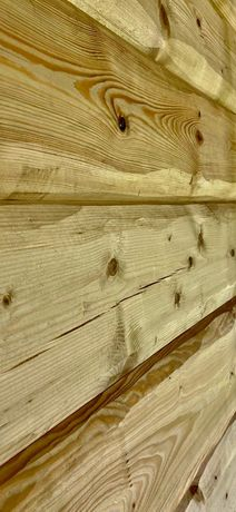 Deska imitacja bala drewniana elewacyjna