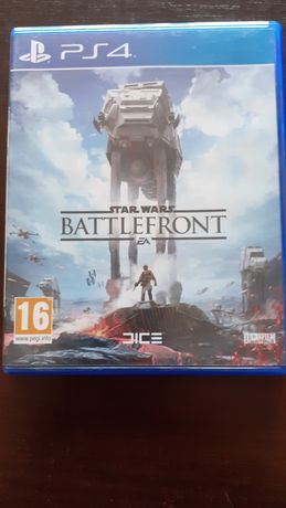 Gry Ps4 Battlefront, Fifa 18