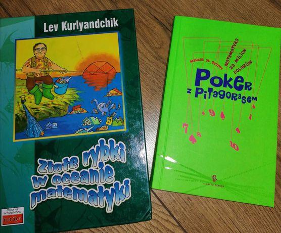 Matematyka książki dla pasjonatów, nauczycieli