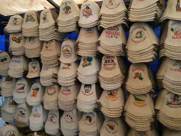 шапка банная опт от производителя рукавицы коврик натуральный войлок