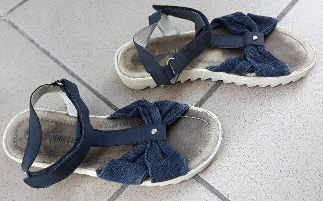Sandały Pepperts 33 wkładka 21cm