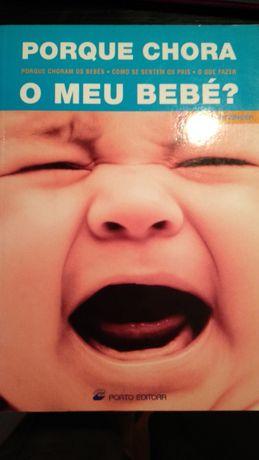 Porque chora o meu bebê - Porto Editora