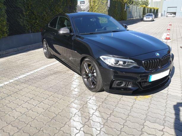 BMW SÉRIE 2 F22 220D FULL M PERFORMANCE CARBONO Impecável Como Novo